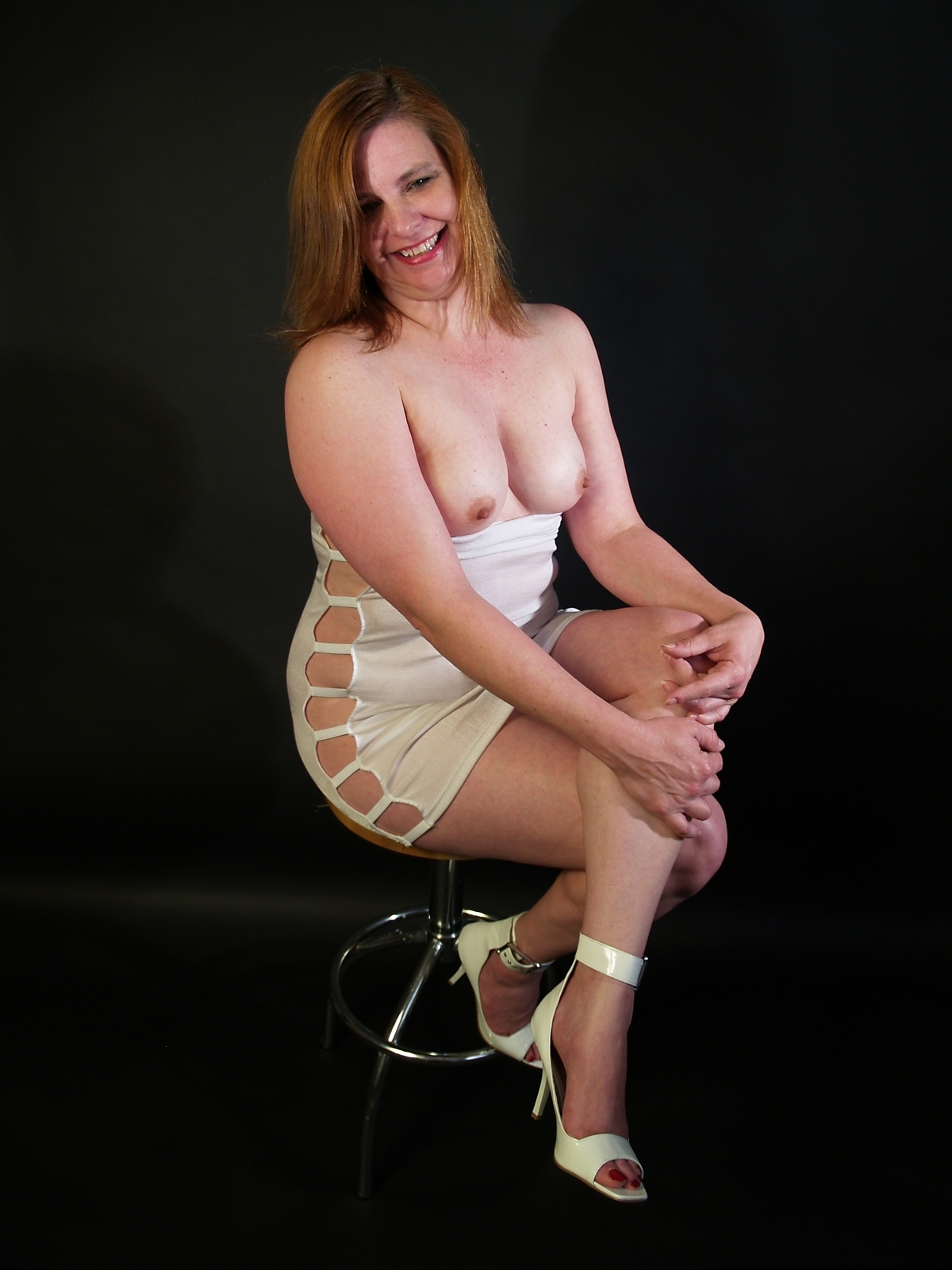 redhead cougar frankie I think most women would agree with me here even though I might sound like a ...