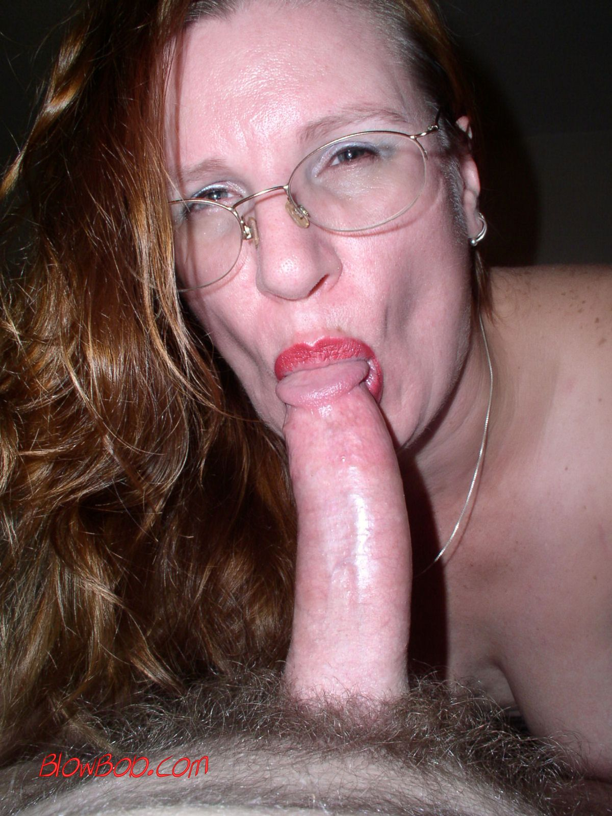 Milf provides a blowjob after date 6